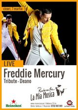 Concert tribut Freddie Mercury @ La Mia Musica din Bucuresti