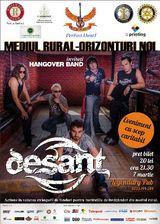 Concert caritabil Desant in Constanta