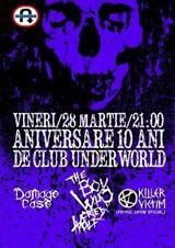 The Boy Who Cried Wolf @ Underworld Club Bucuresti