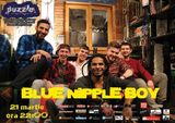 Blue Nipple Boy @ Puzzle Cafe Bucuresti