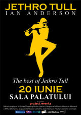 Concert Jethro Tull in iunie la Bucuresti