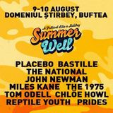 Placebo si Bastille, headlineri la Summer Well 2014