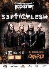 Concert Septicflesh in mai la Club Rockstadt din Brasov