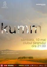 Concert Kumm la Clubul Taranului Roman