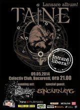 Concert aniversare Taine - 20 de ani in Club Colectiv