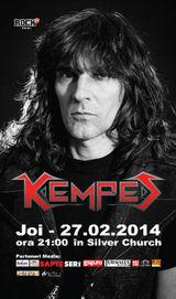 Kempes - primul concert