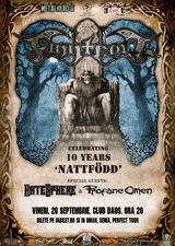 Finntroll, HateSphere si Profane Omen canta la Timisoara in Daos pe 26 septembrie