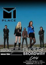 MT Place concerteaza la Broadway Cafe Constanta