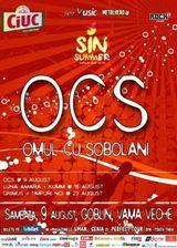 OMUL CU SOBOLANI canta pe 9 august la Sin Summer, Goblin Vama Veche