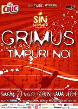 Grimus si Timpuri Noi canta pe 23 august la Goblin Vama Veche