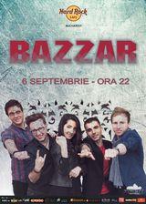 Concert Bazzar, in Hard Rock Cafe Bucuresti
