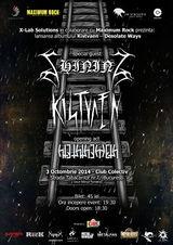 Shining canta cu Kistvaen pe 3 octombrie la Colectiv