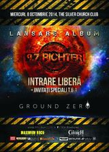 Lansare de album 9.7 Richter in Silver Church