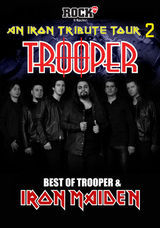 Concert Trooper in Mangalia, La Berarie