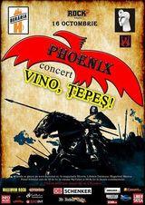 Concert Phoenix in Beraria H Bucuresti