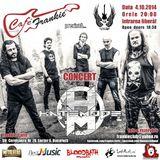Concert Hatemode in Frankie Caffe Bucuresti