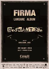 Concert lansare de album Firma in The Silver Church Bucuresti