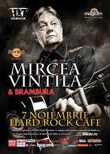 MIRCEA VINTILA o aduce pe MUSETTE pe 7 noiembrie la Hard Rock Cafe