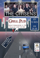 Concert aniversar THE CITISENS