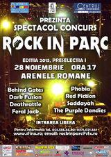 ROCK IN PARC 2015 anunta prima preselectie