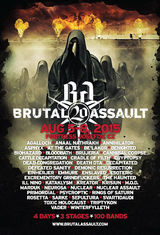 Brutal Assault - noi confirmari