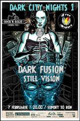 Dark City Night in Bucuresti la Rock 'n Regie pe 7 Februarie