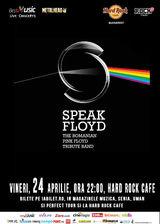 Speak Floyd, tributul romanesc Pink Floyd, canta pe 24 aprilie la Hard Rock Cafe