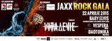 Gala Jaxx Rock are loc pe 22 Aprilie la Cluj Napoca in Shto College Bar