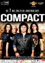Coiotu si Balauru de la Trooper canta cu COMPACT joi la Hard Rock Cafe