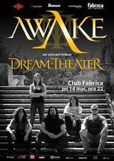 Trupa Awake canta la Fabrica pe 14 mai