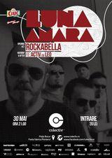 Concert Luna Amara in Club Colectiv pe 30 Mai