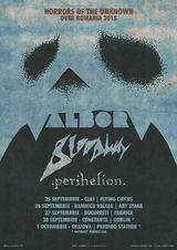 Bloodway anunta titlul noului disc si un turneu alaturi de Valborg si Perihelion