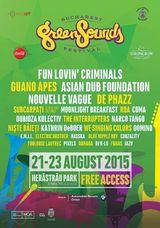 Guano Apes la Bucharest Green Sounds Festival