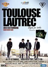 Toulouse Lautrec lanseaza al treilea album pe 8 octombrie la Hard Rock Cafe
