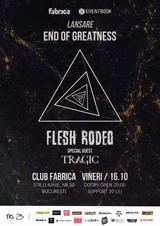 Flesh Rodeo lanseaza EP-ul