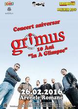 Concert aniversar Grimus -