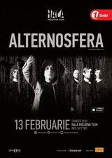 Concert Alternosfera la Chisinau pe 13 Februarie