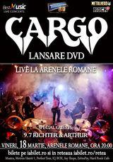 CARGO lanseaza printr-un concert, DVD-ul