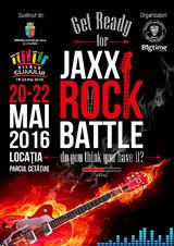 Jaxx Rock Battle da startul competitiei din 2016!