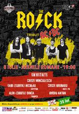 Marile voci din rock-ul romanesc canta AC/DC pe 8 iulie la Arenele Romane