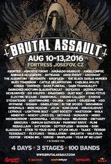 Festivalul Brutal Assault va avea loc in perioada 10-13 August!