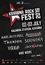 Kavarna Rock va avea loc anul acesta intre 2 si 3 Iulie