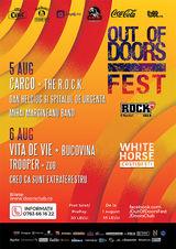 Out of Doors Fest la Costinesti pe 5 si 6 August