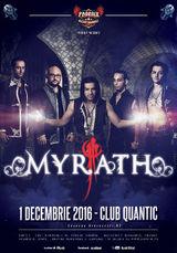 Myrath concerteaza in Bucuresti pe 1 Decembrie