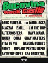 Festivalul Bucovina Rock Castle va avea loc in perioada 18-20 August