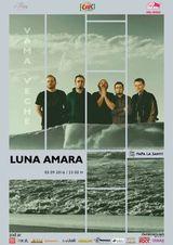 Luna Amara concerteaza in Vama Veche pe 3 septembrie la Papa la Soni