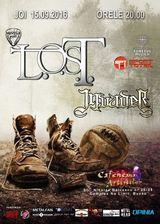 L.O.S.T si Invader concerteaza la Buzau pe 15 septembrie