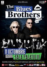 Chitaristul Steve Cropper va canta la Sala Palatului alaturi de membrii The Original Blues Brothers Band