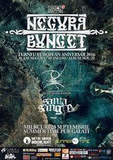 Negura Bunget: concert si lansare de album in Galati
