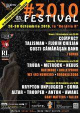 #3010 Festival - eveniment caritabil in beneficiul victimelor Colectiv